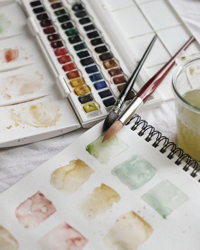 Aquarell malen lernen für Anfänger